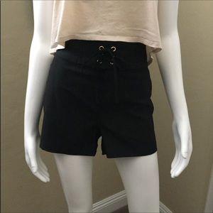 La Blanca Black Swim Shorts w/2 Pockets